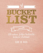 Bucket list pareille